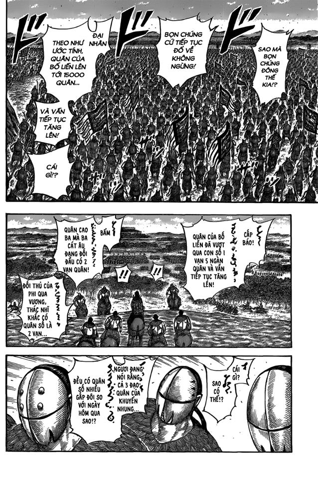 Kingdom - Vương Giả Thiên Hạ (HT) Chapter 553 - Hamtruyen.vn