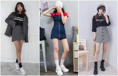A moda coreana é uma tendência que tem aparecido nos looks. O estilo coreano vem tomando conta das passarelas e dos guarda-roupas.