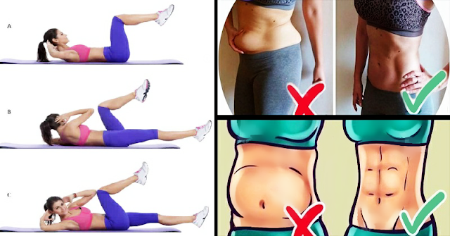 The 4 Week ABS Challenge To Lose Belly Pooch Fast