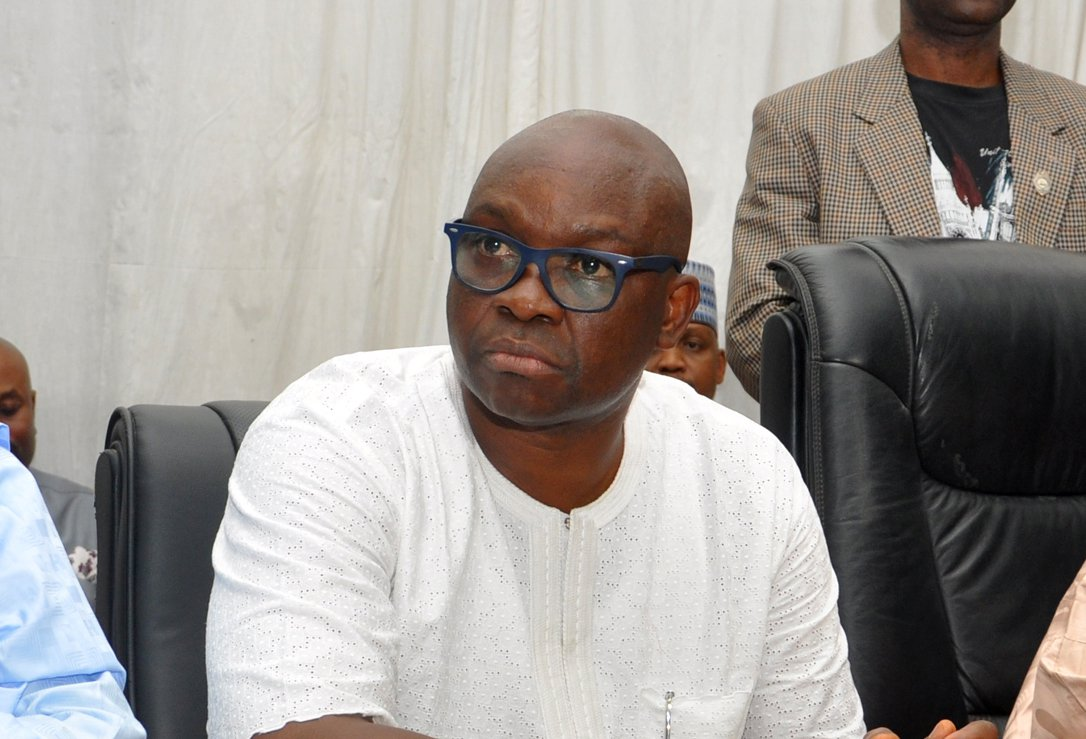 Fayose is a study in juvenile delinquency in governance & opposition! He's loud mouthed, irritant, infantile, unreasonable, irrational in his argument…