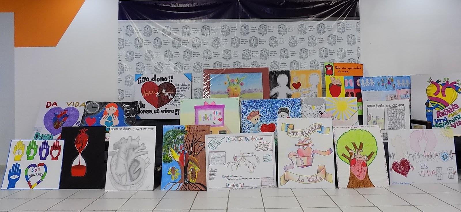 Educaci n bc recibe see cerca de 4 mil dibujo para el - Concurso de dibujo 2017 ...