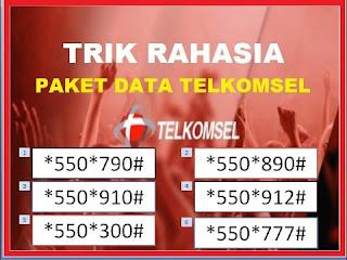 Telkomsel merupakan salah stau penyedia layanan komunikasi terbaik yang terdapat di wilay Kode Rahasia Telkomsel Internet Gratis Terbaru