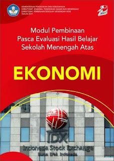 Modul Pembinaan Evaluasi Hasil Belajar Ekonomi