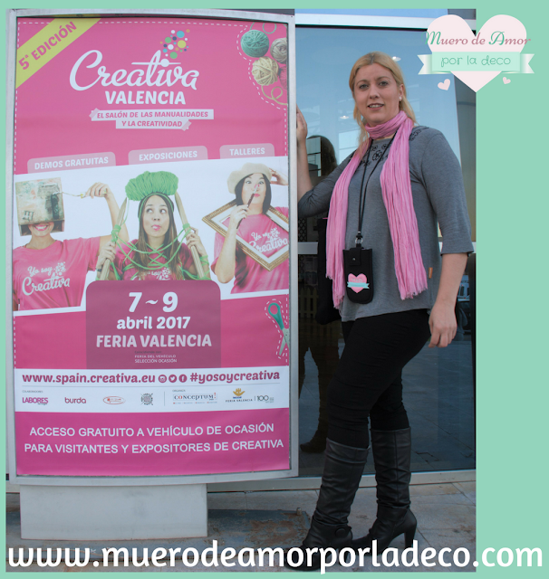 Blog de Decoración: Feria Creativa Valencia 2017