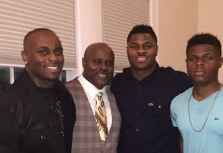 Khalil Mack S Father And Brothers