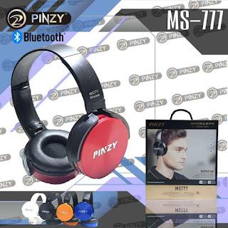 ''HEADPHONE BT PINZY MS-777