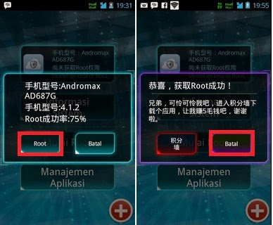 Tutorial rooting andromax G