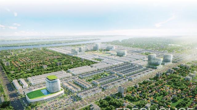 Stella Mega City đón đầu làn sóng phát triển đô thị tại Cần Thơ