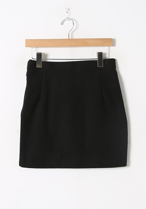 Fleece H-Line Skirt