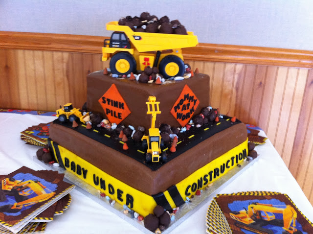 Heavy Equipment Cakes Cake Recipe