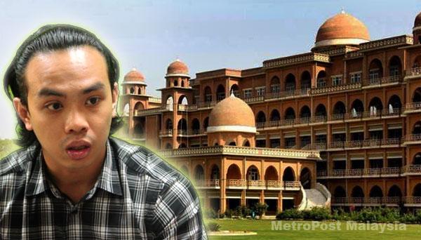 Anak Malaysia catat sejarah di Universiti Peshawar