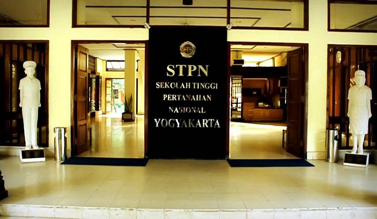 PENERIMAAN MAHASISWA BARU (STPN) 2018-2019 SEKOLAH TINGGI PERTANAHAN NASIONAL