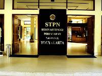 PENDAFTARAN MAHASISWA BARU (STPN-YOGYAKARTA) 2021-2022