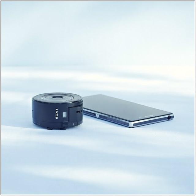 Sony Cyber Shot DSC QX 10;Sony DSC QX 10, Sebuah Pilihan Lensa Untuk Yang Gemar Berfoto