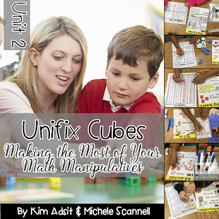 https://www.teacherspayteachers.com/Product/Unifix-Cubes-Math-Activities-Unit-2-by-Kim-Adsit-and-Michele-Scannell-2830670