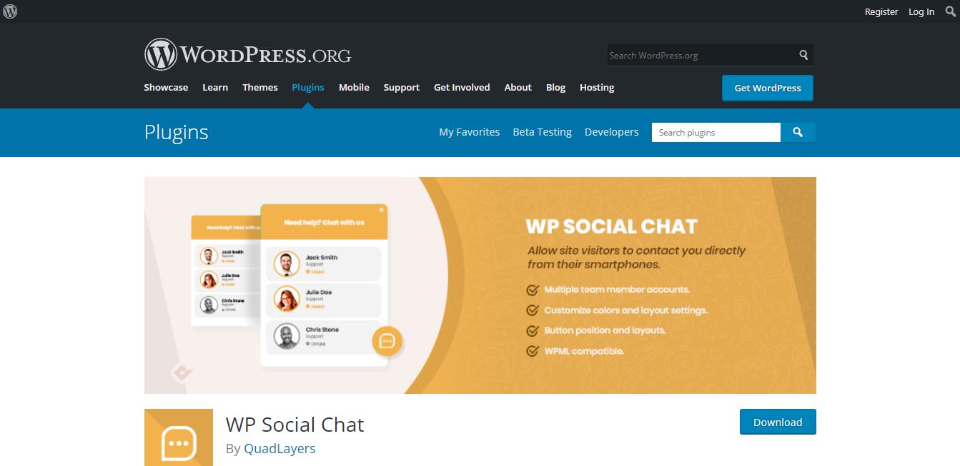 5 plugin chat whatsapp terbaik untuk wordpress