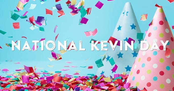 National Kevin Day Wishes Photos