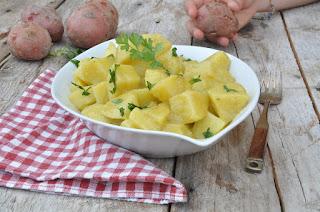 German Potato Salad Kartoffelsalat Recipe Thermomix