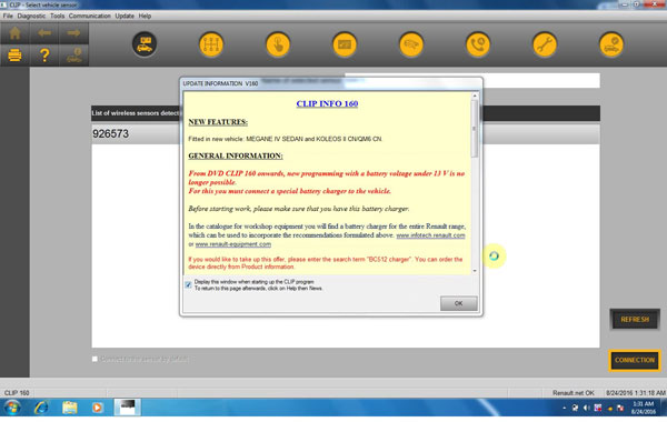 Renault clip windows 7 64 bit