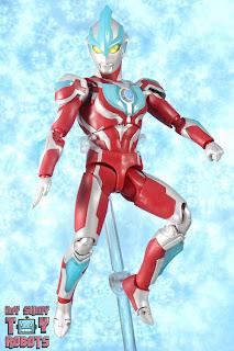 S.H. Figuarts Ultraman Ginga 02