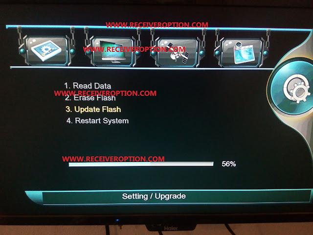 COBOX HD RECEIVER POWERVU KEY NEW SOFTWARE