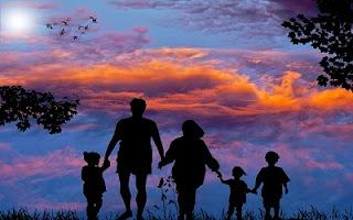 Famiglia completa