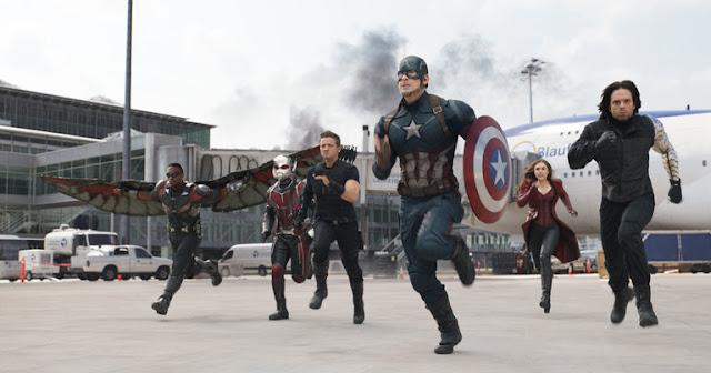 Review : Captain America Civil War