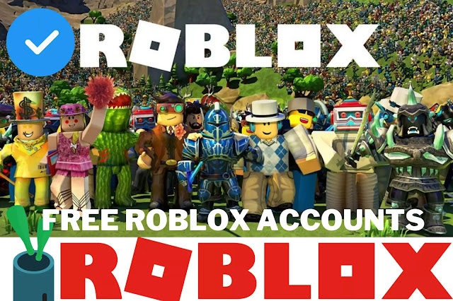 Free Roblox Accounts and Password For Free 2021