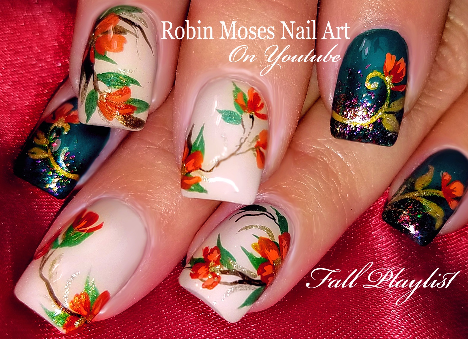 Nail Art by Robin Moses: Fall Nails Playlist | Full Length Autumn ...