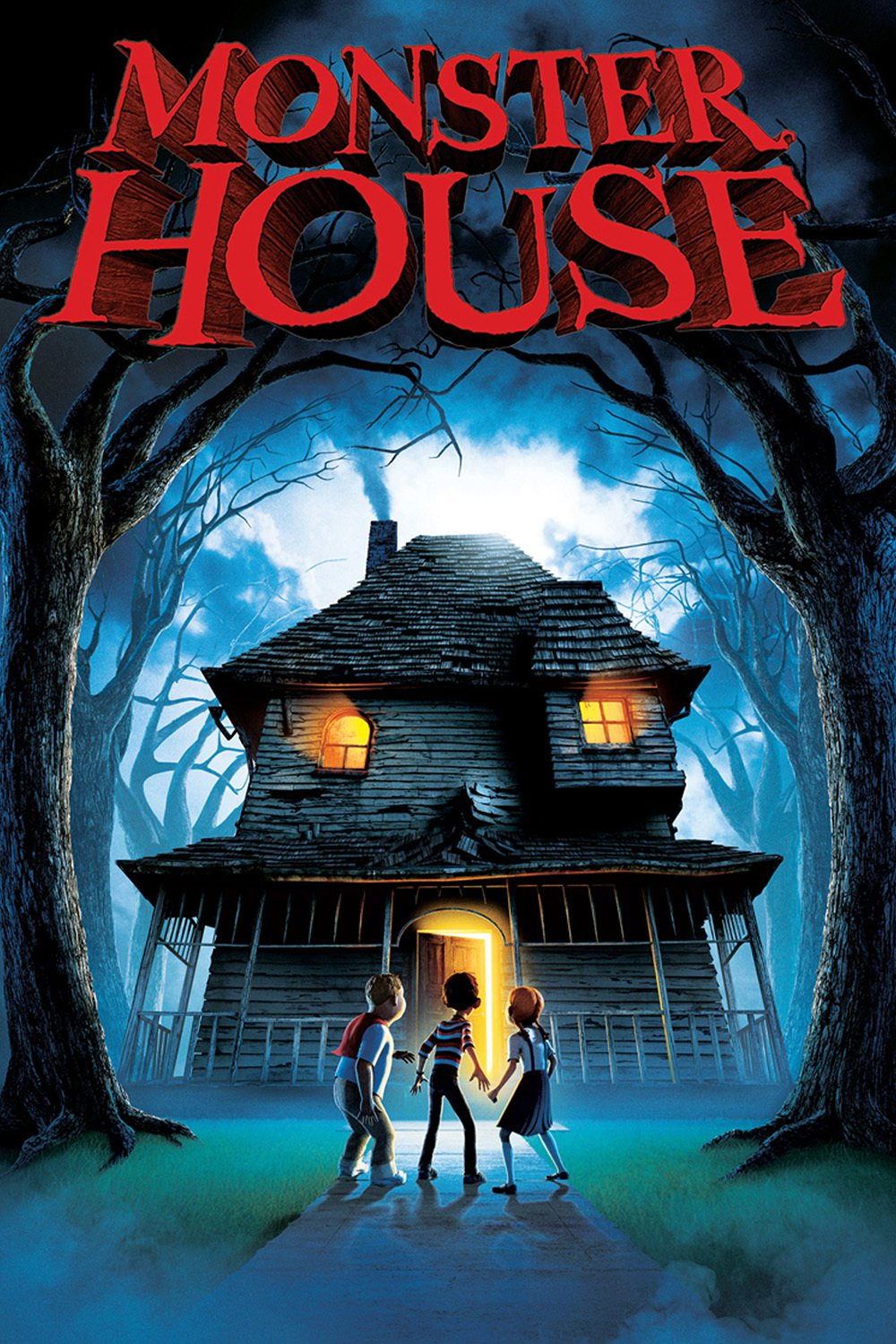 Monster House (2006) ταινιες online seires oipeirates greek subs