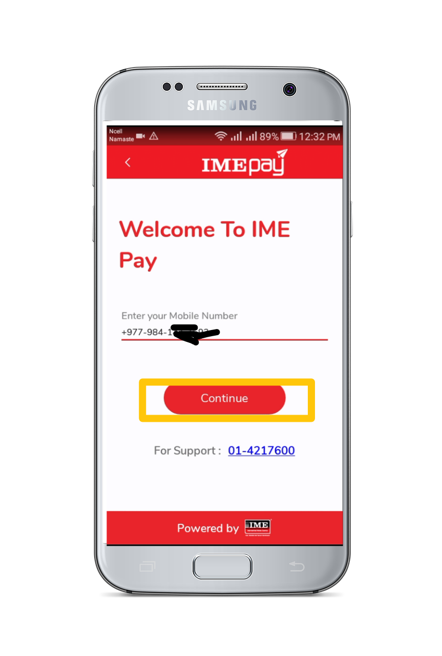 Earn Money for Free in Nepal Using IME Pay Mobile wallet app
