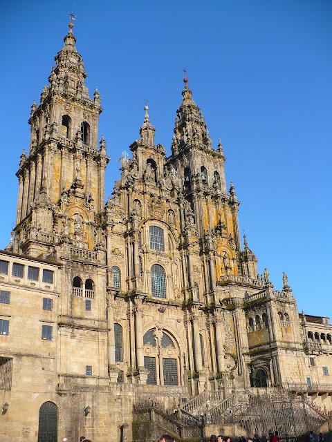 Marzenie nie tylko pielgrzyma – katedra w Santiago