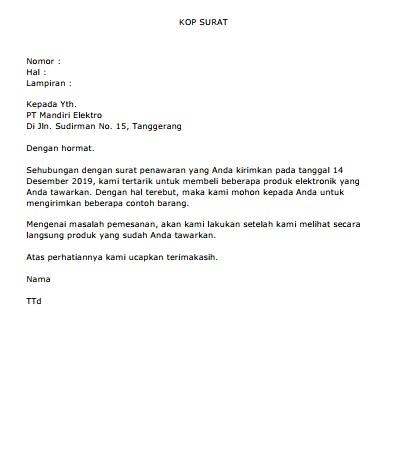 Contoh Surat Penawaran Negosiasi (via: toploker.my.id)