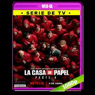 La casa de papel (2020) Temporada 4 Completa HDR WEB-DL 1080p Español