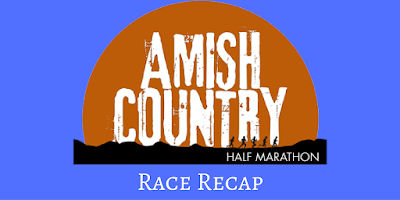 Amish Country Half Marathon Race Recap