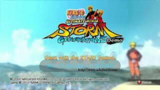 Naruto Senki Mod Storm Generations