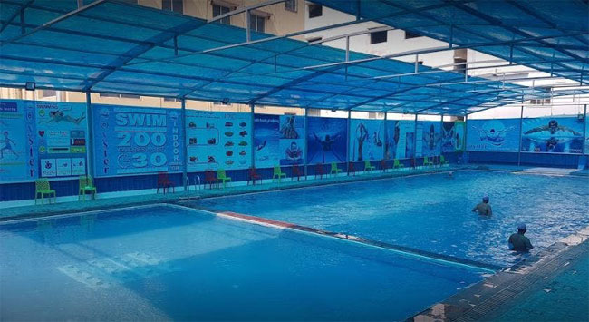 Seasons Swimming Pool