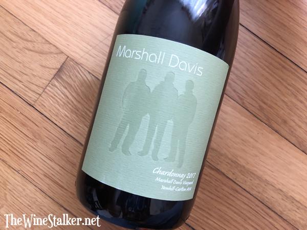 Marshall Davis Chardonnay 2017