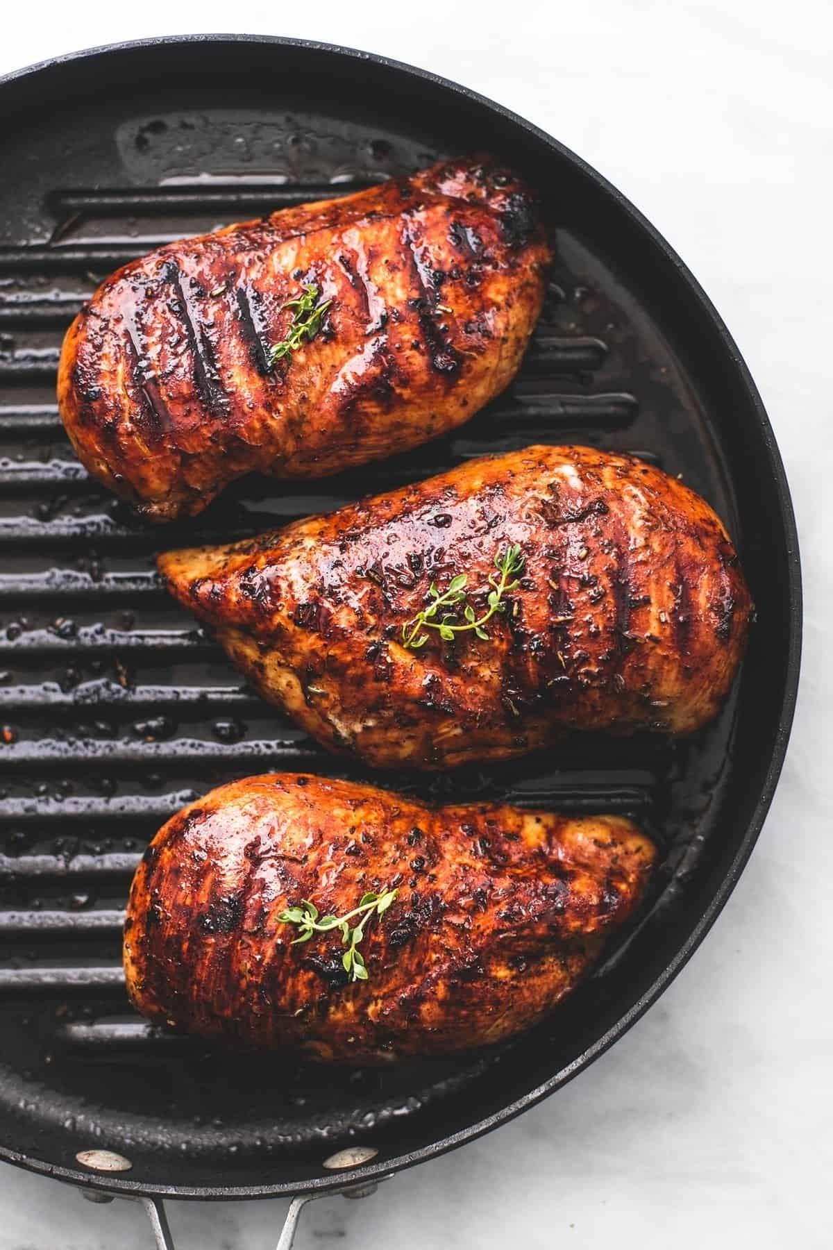 5 Resepi Ayam Grill Sihat Dan Tinggi Protien Sesuai Untuk Diet Jom Sihat Blog