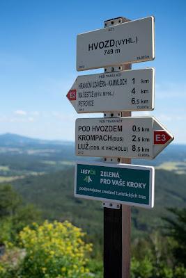 Oberlausitzer Bergweg | Etappe von Waltersdorf nach Oybin | Wandern im Zittauer Gebirge | Sachsen 18