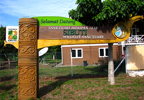 Wildlife Rehabilitation Center Sibuti