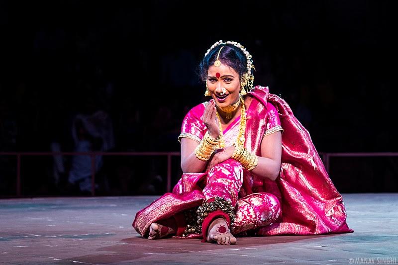Lavani Folk Dance Maharashtra