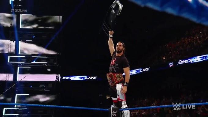 Replay: WWE Smackdown Live em Português 18/06/2019