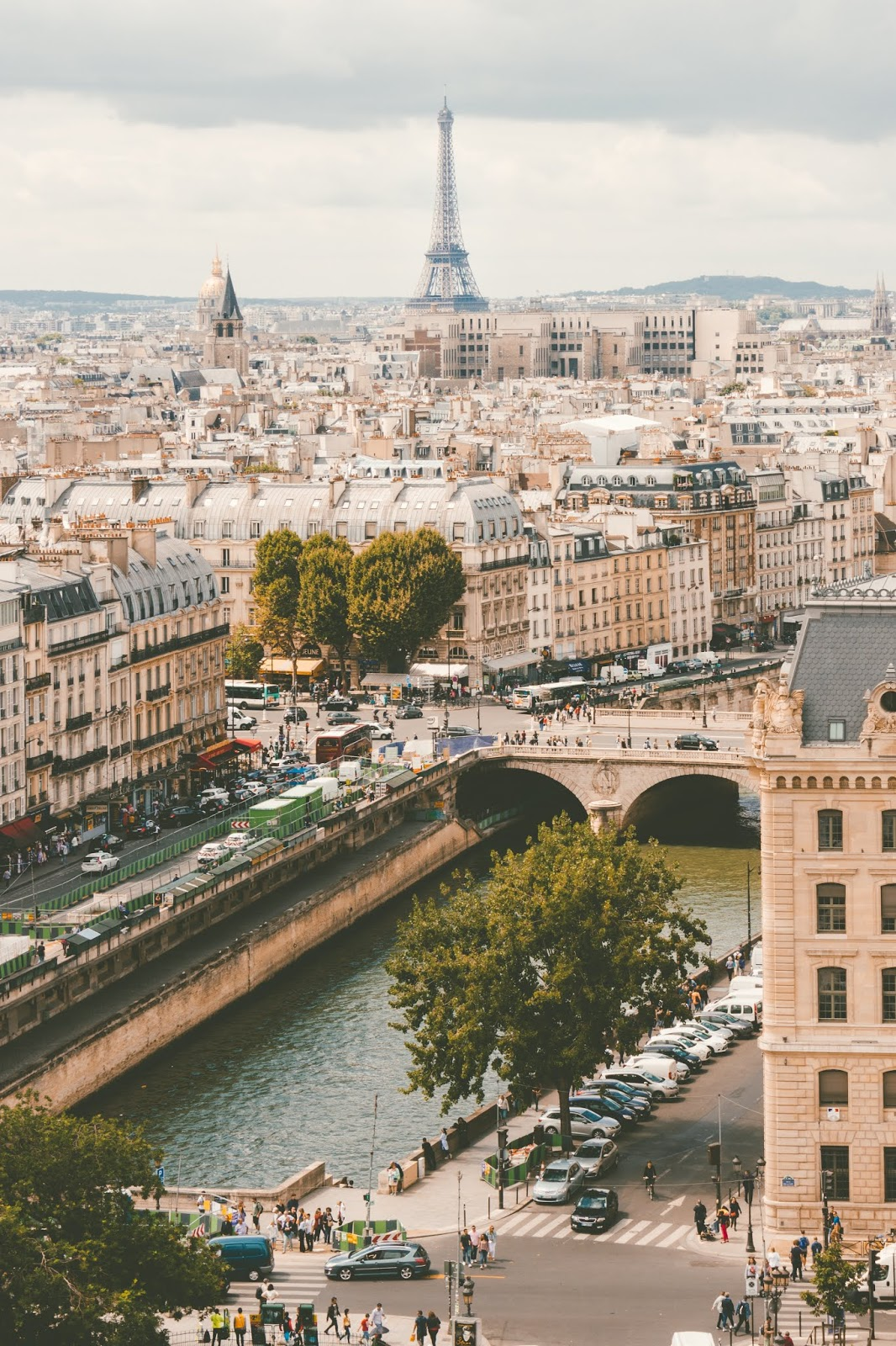 New Paris City HD Wallpapers