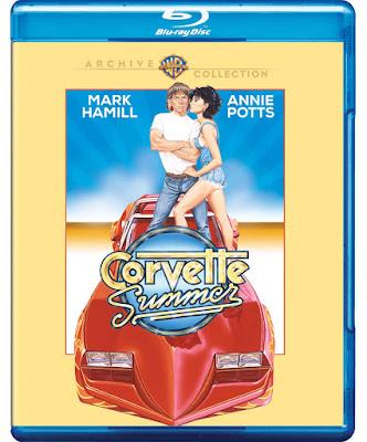 Corvette Summer 1978 Blu Ray