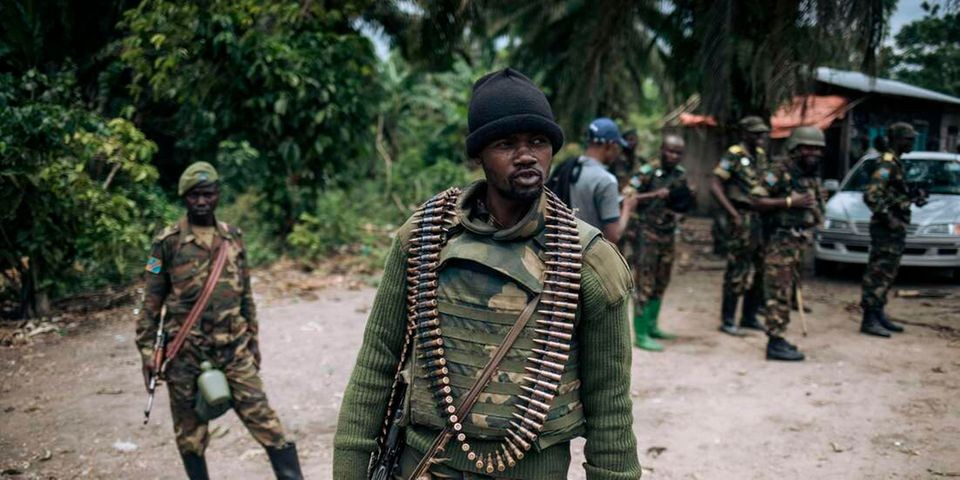 Sebuah Bom Meledak di Sebuah Gereja Katolik di Kongo