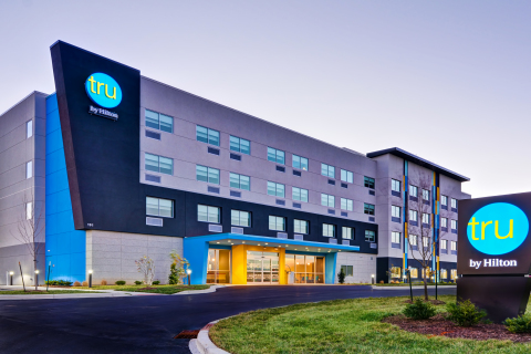 Tru by Hilton is celebrating the milestone of their 100th Hotel Opening by inspiring people to get away by giving away ONE HUNDRED hotel stays!