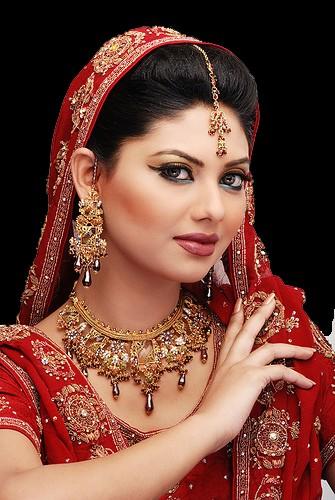 Pakistan Bridal Make Up Fashion World Latest 2014