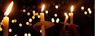 Church Candlelight Service Granbury