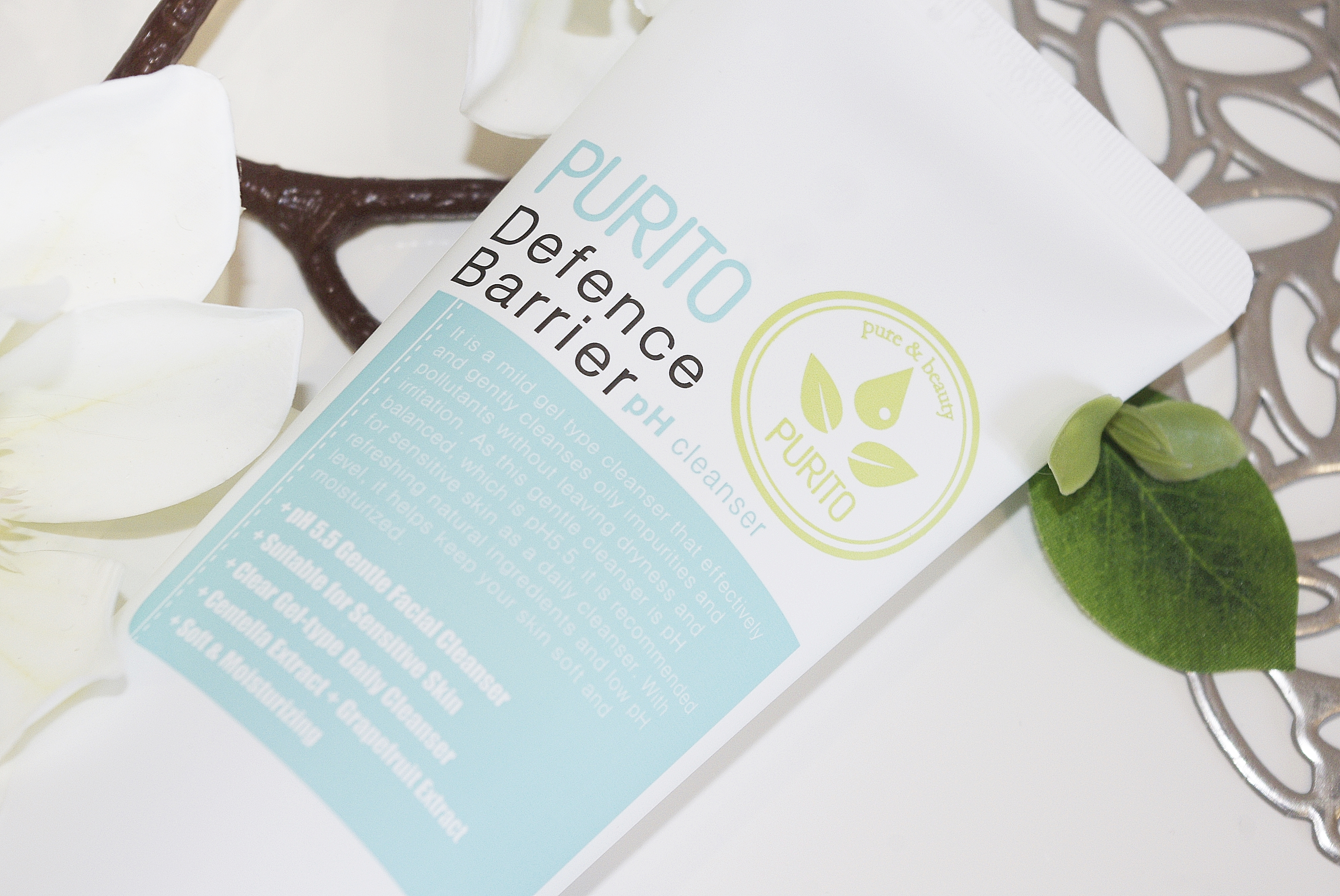 Purito Defence pH Cleanser